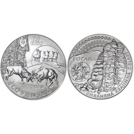 20€ BU Chránená krajinná oblasť Poľana